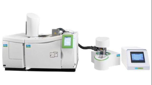 TG-GC-MS: Thermogravimetric - Gas Chromatography-Mass Spectrometry