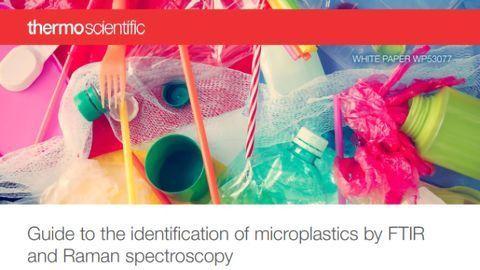 Identification of Microplastics by FTIR and Raman Spectroscopy