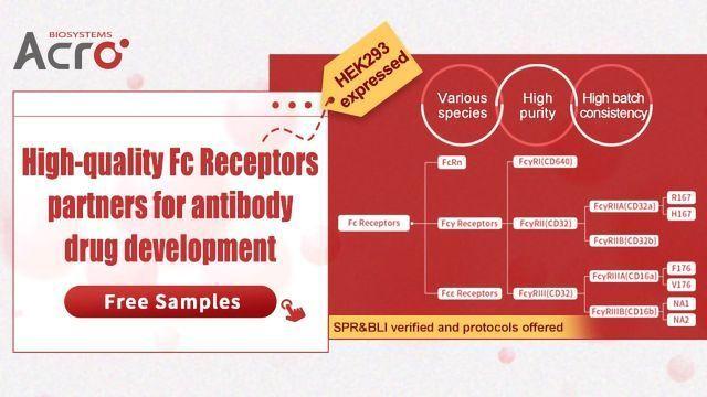 High-quality Fc Receptors