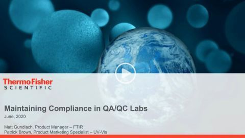 Let Instrument Systems Relieve the Burden of Compliance