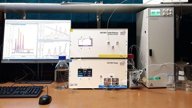 Versatile Multi Detector GPC/SEC System