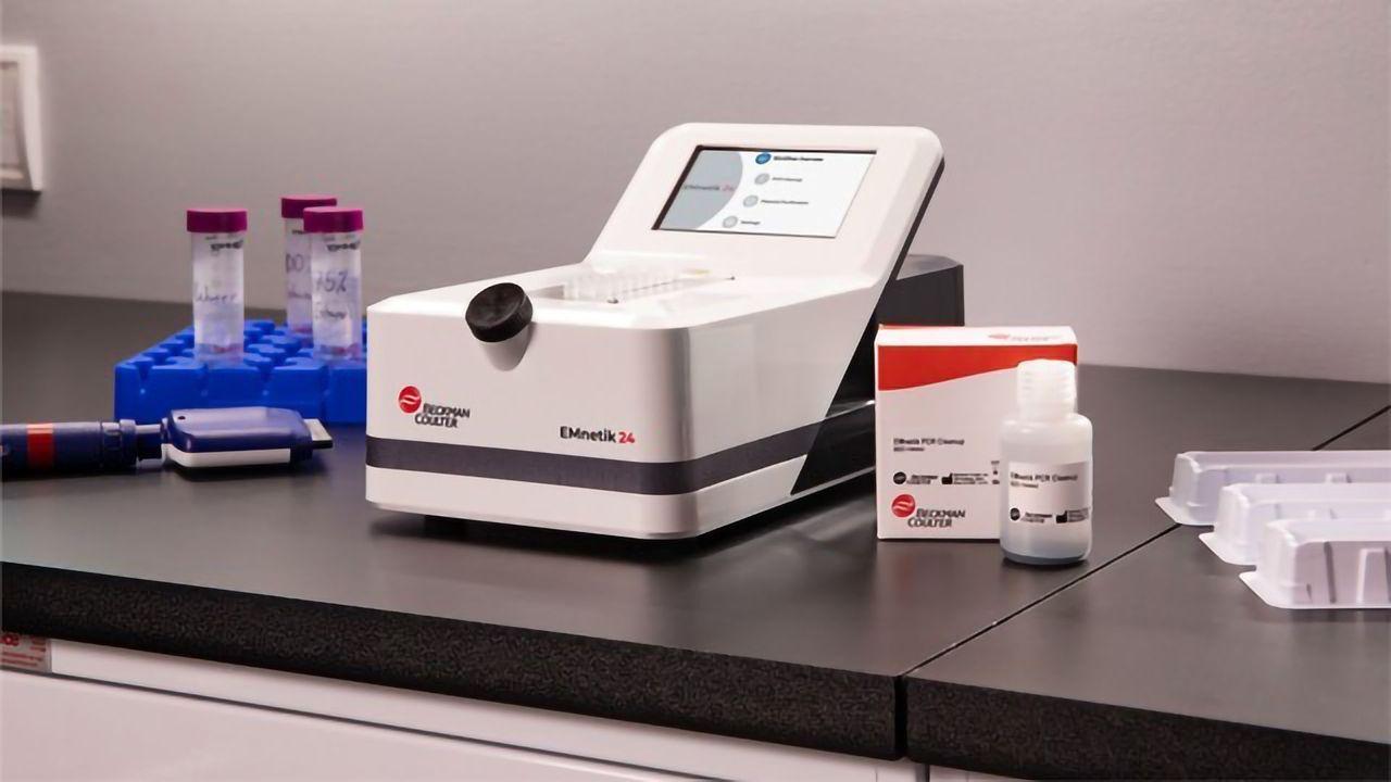 Beckman Coulter Life Sciences Debuts Emnetik System