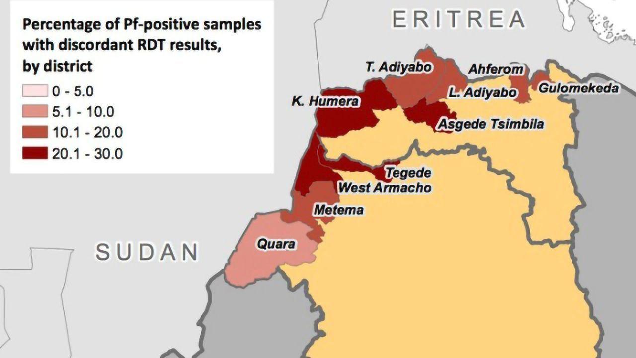 Plasmodium falciparum Is Evolving To Escape Malaria Rapid Diagnostics in Africa