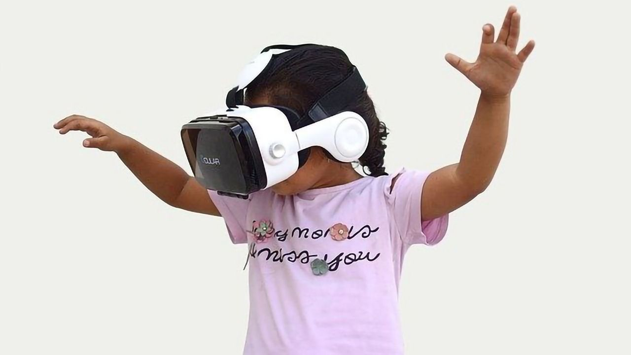Immersive VR May Interfere With Young Children's Coordination Strategies