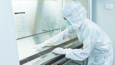 Contamination Control During Biopharmaceutical Processing