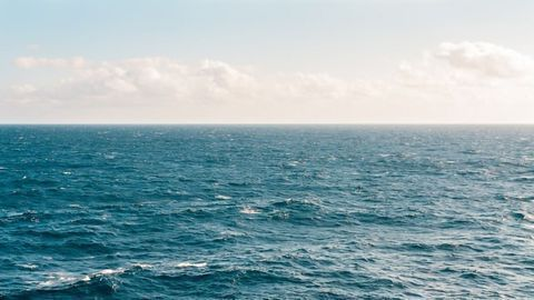 Study Reveals an Abundance of Paint Flakes in the Ocean