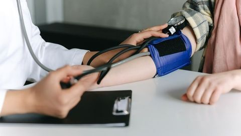 Perfect Blood Pressure Helps Our Brains Looks Younger