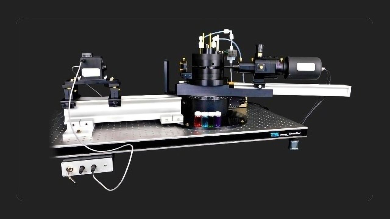 Research Grade Light Scattering Instrument for Teaching Labs