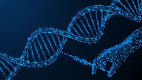 Disease-Causing Genes Less Likely To Be Swept Out of a Population