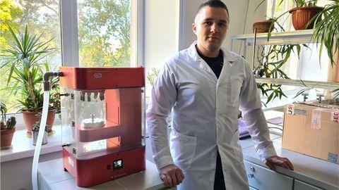 Russian Institutes Invest in BioChromato Smart Evaporators
