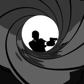 007 – The Man With the Golden Gut?